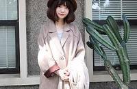 我爱的羊毛呢大衣