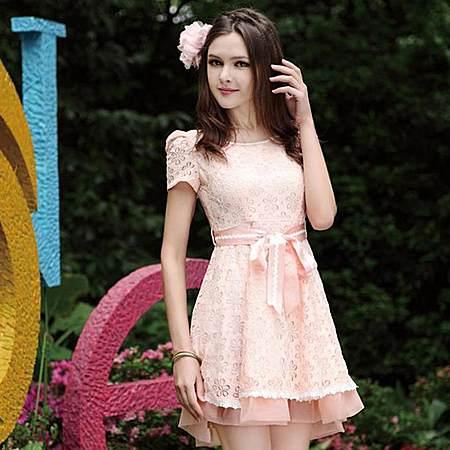 女生纯色服装素材