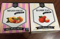 达人推荐美食 进口混合真空冻水果干