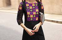 秋季新款连衣裙 让你美丽做女人