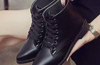 潮不潮 就看短靴如何刷出存在感