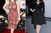 微胖姑娘们 减肥成功之前先这样穿吧