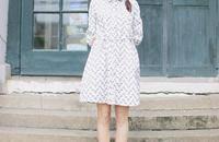 文艺清新的衬衫裙