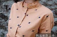 裙子的絕配上衣 淑女氣質襯衫