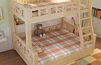 萌趣高低床,二胎宝宝的快乐小家
