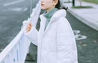 優雅舒適棉外套,與寒冷化敵為友!