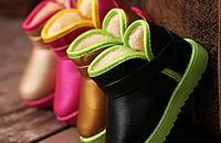 高颜值宝宝靴子保暖又舒适