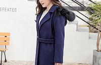毛呢大衣  时尚度功能性同时拥有
