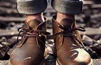 工装鞋陪伴,寒冬造型满分