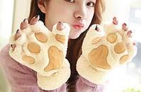 这么美的手套,冬天也想要一双
