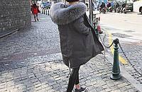 羽绒服选得好,寒冷什么的全忘掉