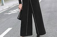 全能阔腿裤,型走时尚从一而终