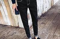 做帅气型男 少不了百搭牛仔裤