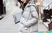 温暖过冬,短款羽绒穿出流行新风尚