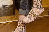 保暖毛線襪,暖腳的法寶