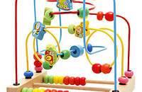 儿童益智的串珠玩具