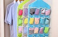 分类收纳 让衣柜变得更整齐