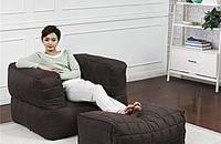 一个冬季宅 懒人沙发给你幸福