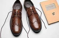 告別小白鞋,英倫皮鞋與冬天更配
