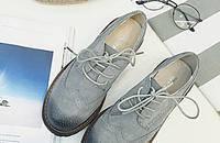 小文青,你的牛津鞋备好了吗?