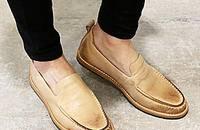 男人贪玩爱潮,穿双好鞋才行