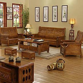 香樟木沙发,多功能储物,精美雕花.