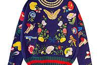 刺绣毛衣,带你窥探重工刺绣的魅力