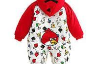 婴儿连体装,给孩子全方位温暖