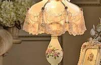 欧式床头灯,装点低调的奢华