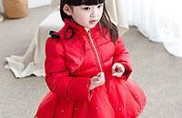时尚棉服,宝宝冬日潮搭美翻天