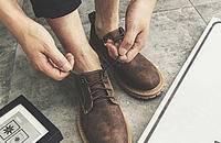 工装鞋搭配牛仔裤,冬天就这么帅