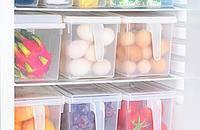 冰箱里分门别类,抑制细菌不窜味!