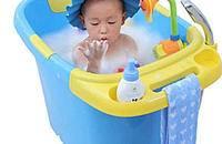 食品級材質浴盆,呵護寶寶健康
