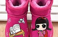 宝宝小棉靴,温暖走好成长每一步