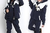 童装卫衣套装