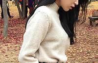 贵族羊绒衫,保暖才是硬道理