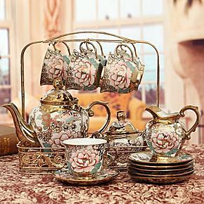 欧式陶瓷摆件家居客厅电视柜酒柜摆设装饰品