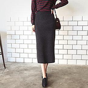 时髦半身裙,你的冬季穿搭必备