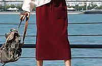 针织半裙,女神范和少女风各占一半