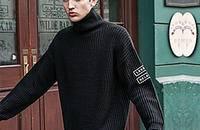 谁还敢说毛衣玩不出高街潮味
