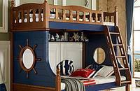 轻松布置出纯正美式儿童房--我有两儿子