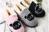 粉嫩拖鞋,在家也要少女心