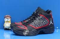 Nike Air Jordan XX9 乔29 黑红爆裂 原色