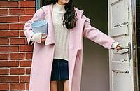 高领毛衣+大衣,才是秋冬绝配!