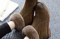 时尚小短靴 让你美腿秀不停