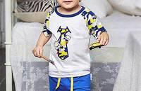 1-3岁男童短袖短裤
