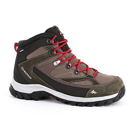 法国迪卡侬户外防滑防水全路段跋涉男女款登山鞋