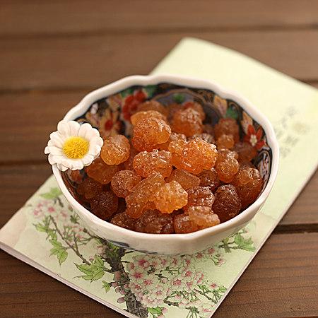 谢记出品 台湾原色红冰糖 纯天然小片工艺