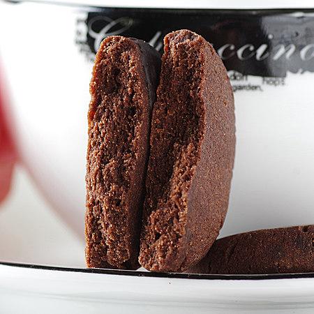 C茶语 可可口味饼干 手工曲奇
