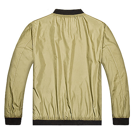 大码男装男士飞行员夹克加肥加大潮胖子冬季外套